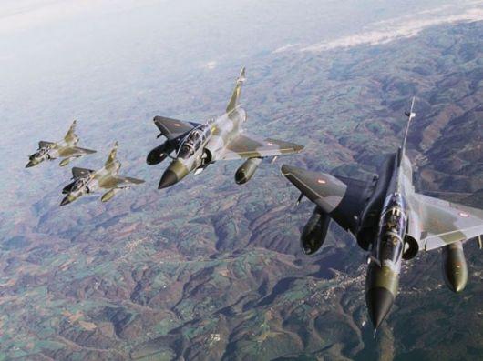 Sólo el 17% de los aviones de la Fuerza Aérea puede volar