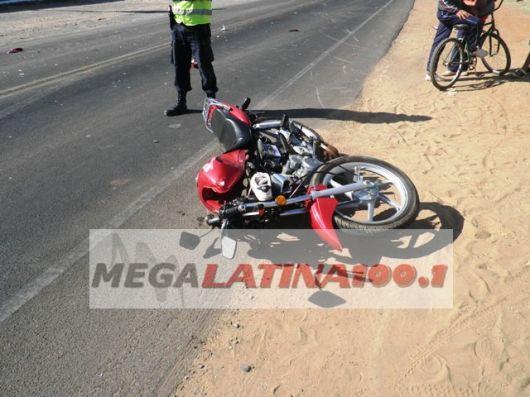 Grave accidente en ruta 27