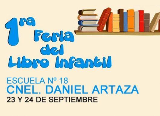 """""""Primera Feria del Libro Infantil"""""""