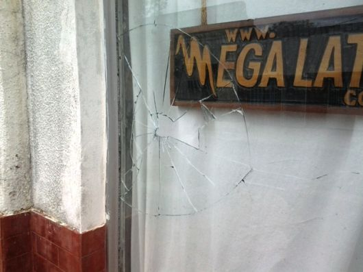 Extraño ataque a Megalatina