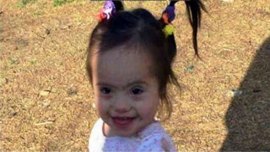 Intensa búsqueda de la nena de dos años que desapareció