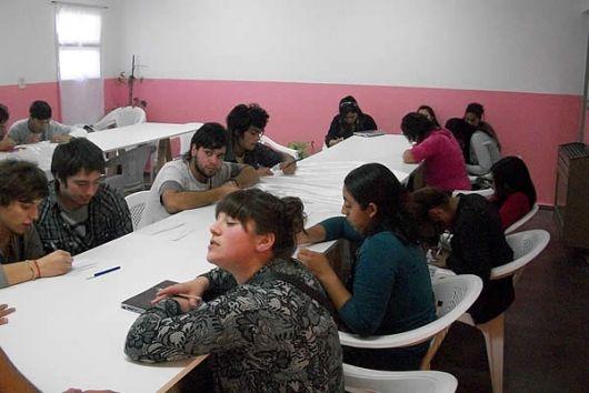 Tercer convocatoria a capacitaciones para jóvenes