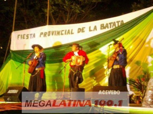 7° Fiesta Provincial de la Batata