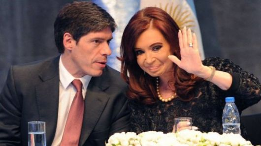 CFK no votó y espera los resultados en Olivos