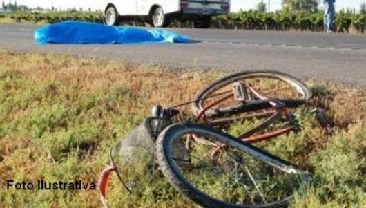 Atropelló, mató a un ciclista y se dio a la fuga