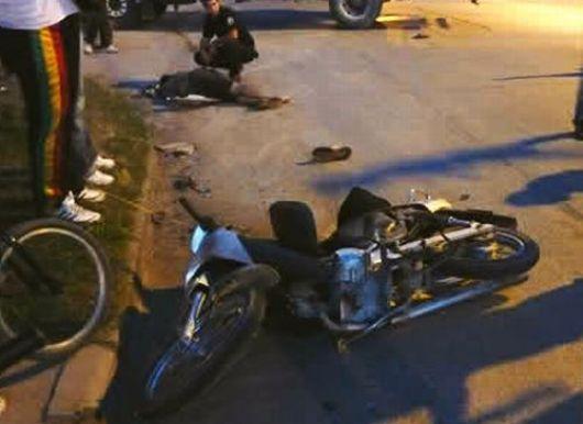 Otro Motociclista muerto en corrientes capital