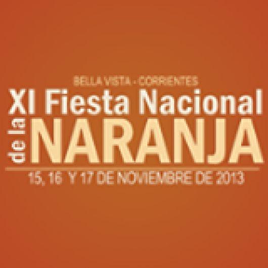 Arranco la 11° Fiesta Nacional de la Naranja