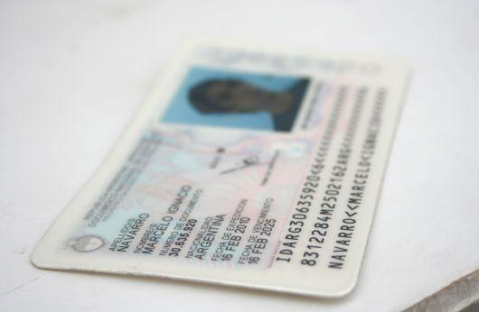 A partir del 2015 sólo será válido el DNI tarjeta
