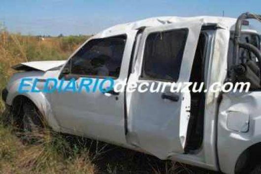 El 2014 ya tiene su primera víctima en un accidente en Curuzú