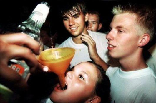 El Pediátrico dio la alerta sobre niños alcohólicos