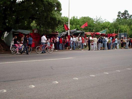 Un muerto en pelea entre rosarinos cerca del predio del Gaucho Gil