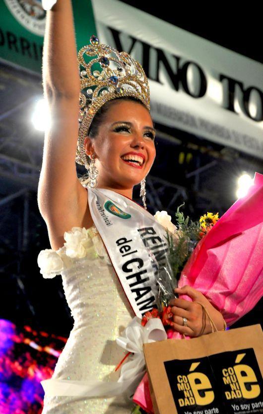 Una emotiva entrada de la Virgen de Itatí y la elección de la nueva Reina marcaron el comienzo de la 24° Fiesta Nacional del Chamamé