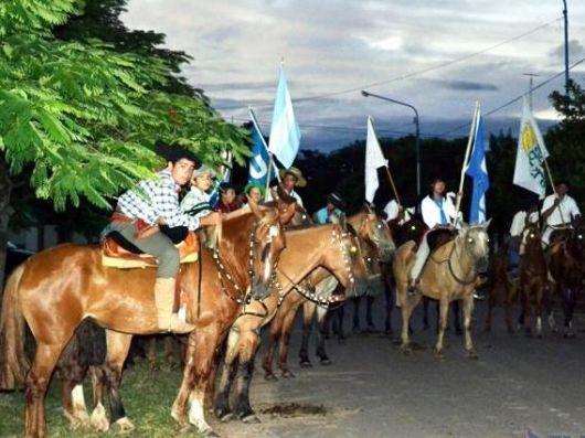 En 9 de Julio, los peones rurales tuvieron su fiesta
