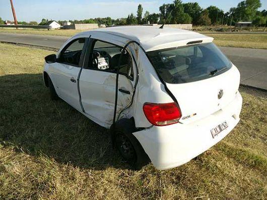 Falleció un hombre tras perder el control y despistar su automóvil en acceso a Misiones