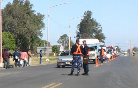 Implementan operativo de seguridad vial en rutas