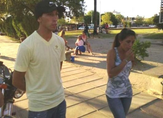 Tras declarar liberaron a la madre del bebé maltratado