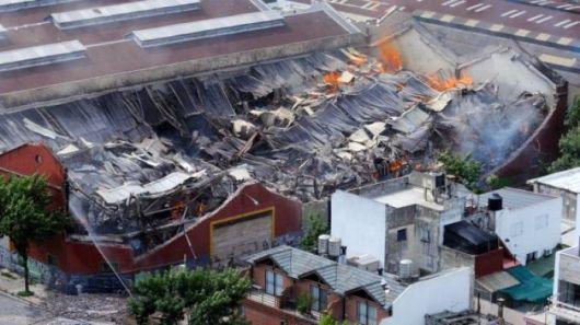 Dos días de duelo nacional por la tragedia de Barracas