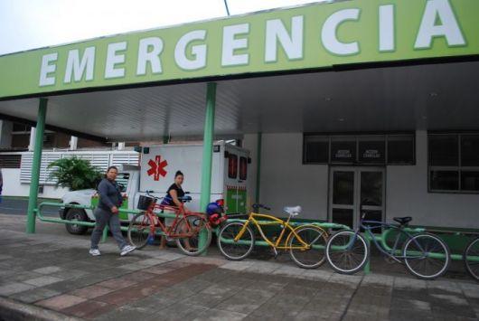 Unos 30 accidentados de moto ingresaron al Escuela