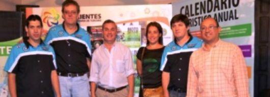 Presentan en Corrientes Capital el  VIII Moto Encuentro Internacional