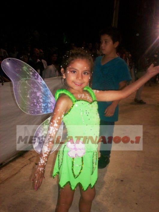 Carnavales Barriales, un pueblo de fiesta