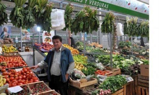 Aumentaron precios en las verduras