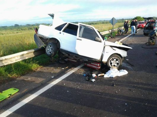 Accidente Fatal en Ruta 12