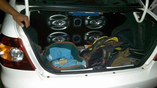 Gendarmería detuvo en Virasoro a dos personas por supuesto lavado de dinero