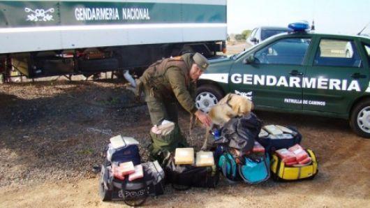 Seis goyanos detenidos por transportar drogas de Buenos Aires a Corrientes