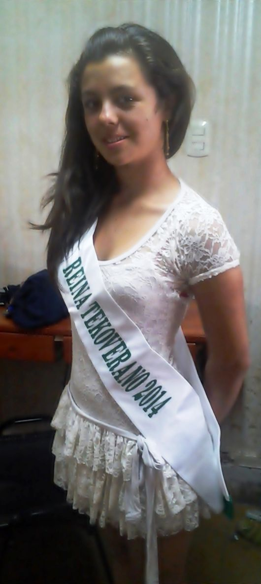 Carolina Pérez, nuestra reina del verano