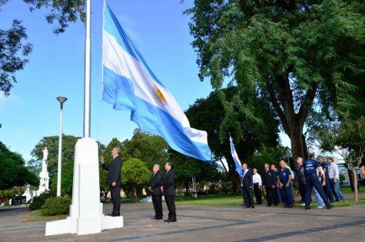 Homenaje a los veteranos de la guerra de Malvinas