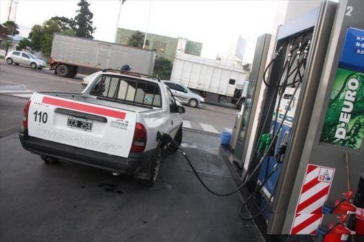 Combustibles: aseguran el stock de la Semana Santa