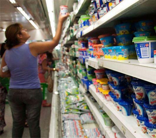 Supermercados venden 34,5% más en el mes de marzo