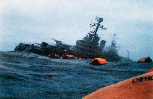 El país honra a los héroes del crucero General Belgrano
