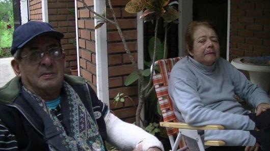 Brutal golpiza a matrimonio de ancianos en un asalto