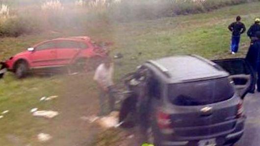 Tragedia en Santa Fe: siete muertos en un choque en la ruta 34