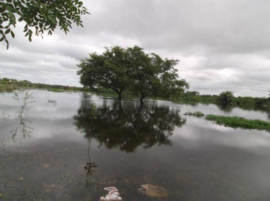 Casi 400 familias siguen afectadas por la inundación