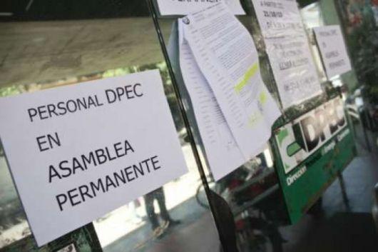 No hubo acuerdo entre la DPEC y Gobierno Provincial