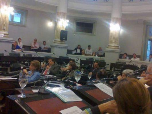El Senado dio media sanción al Código Procesal Penal