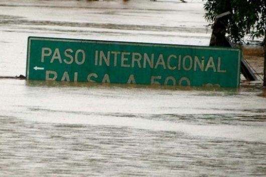 Hay 12.500 evacuados en el litoral por la crecida de los ríos y arroyos