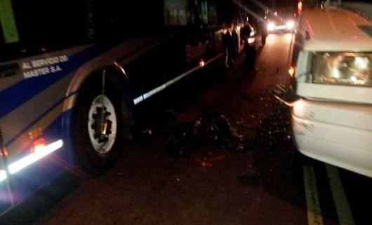 Mercedes: dos mujeres murieron tras ser atropelladas por un camión