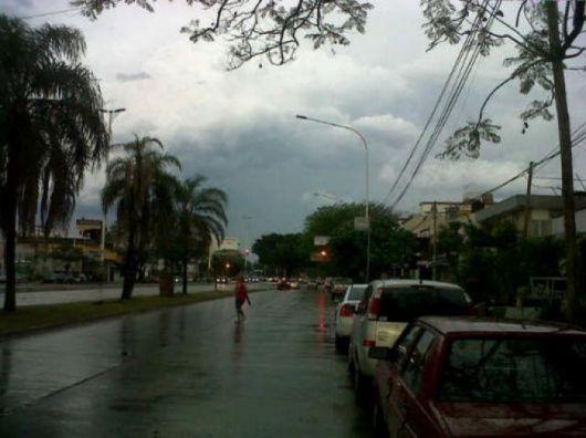 Anuncian fuertes lluvias y tormentas para Corrientes