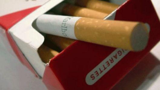 A partir de hoy, los cigarrillos cuestan un 13,5% más