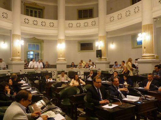 Diputados convirtió en Ley el punto extra de Coparticipación para obras públicas en los municipios