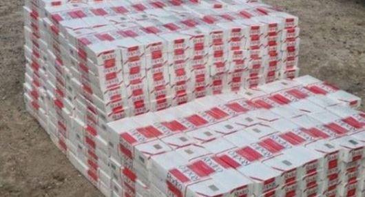 Secuestraron más de 1.000 cartones de cigarrillos ilegales