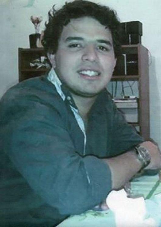Buscan a Hernán Agustín Torres Vera, de 22 años de edad