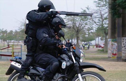 La Policía creó grupos especiales para rápidas intervenciones contra el delito