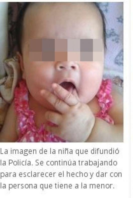 Una madre fingió el robo de su bebé
