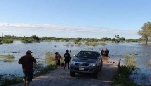 """Inundaciones: """"La situación en el interior es crítica"""""""