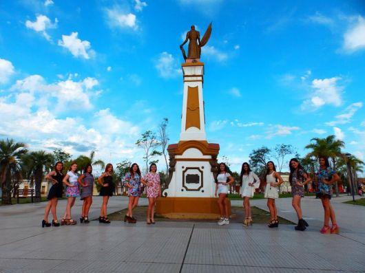Santa Lucía ya tiene sus candidatas a reina de la XXI° Fiesta Nacional de la Horticultura