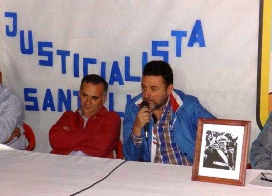 Bassi, Sanánez y Miño Instaron a la Unidad Partidaria